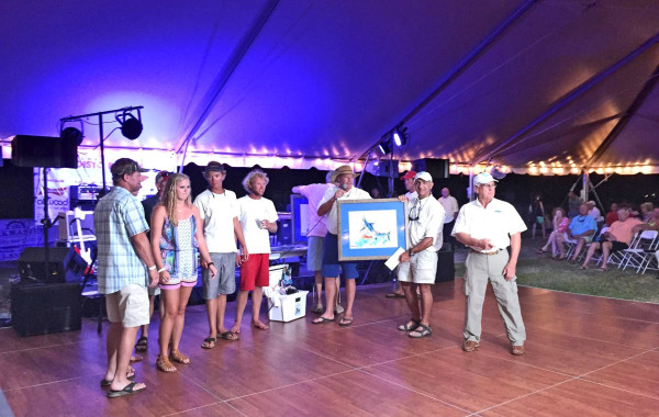 Big Wins for Martech at Edisto Billfishing Tournament